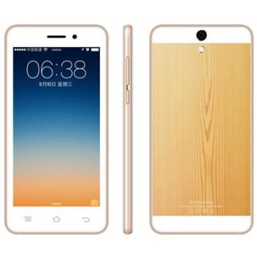 """Métal Design 5.0 """"Qhd IPS Haut-Endqual-Core, 1g + 8g Téléphone Mobile"""
