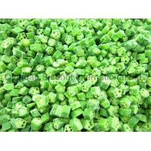 Frozen Okra of Frozen 1cm Cut Okra