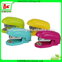 stationery wholesale colorful child mini staplers