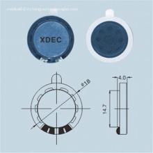 Диктор медицинского инструмента 18mm 8ohm 1w портативный