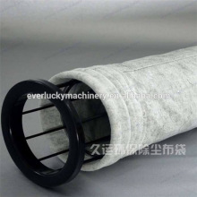 Sixteen Vertical Steel Bars Filter Cage
