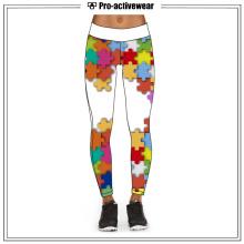 New Style Custom Sublimation Yoga Pants Leggings