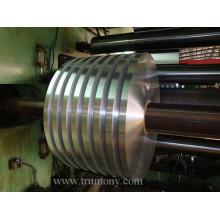 Bande d'aluminium à câble pour échangeur de chaleur