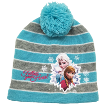 2019 new fashion acrylic custom embroidery logo knitted hat for kids