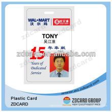 Kunststoff Mitarbeiterausweis PVC Facebook ID Card