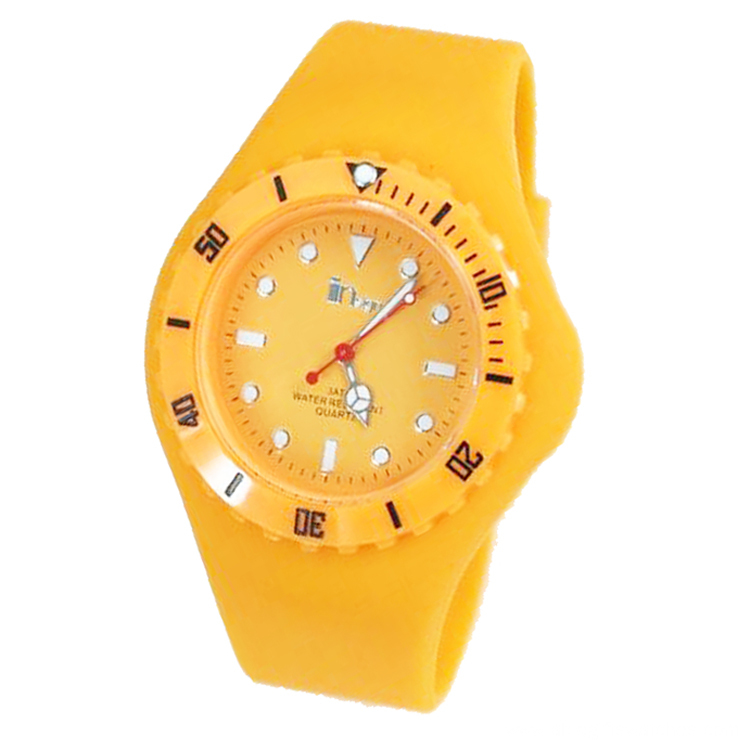 Kids Toy Silicone Wrist Watch Fasion