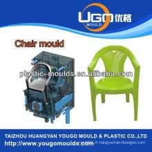 Moule de chaise d'injection en plastique de forme différente, moules de chaise