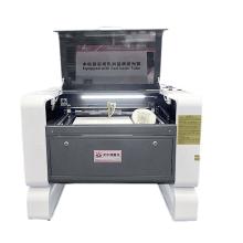 New style Multifunction 4040/4060 cnc co2 laser engraving machine/ laser cutting machine 60/80/100w Ruida offline M2 contorller