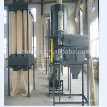 Máquina plástica de alta calidad del polvo de madera del PVC