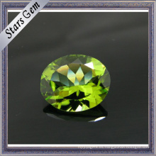 Perla peridot perla CZ perlas artificiales (STG-118)