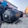Йокогама резиновый обвайзер для корабля в док