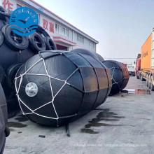 Bester Preis pneumatische Yokohama Gummi Kotflügel angepasste Art