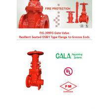 fm ul gate valve