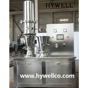 Lab Coating Mesin Granulating oleh Hywell