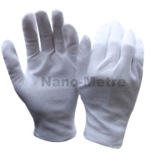 NMSAFETY showing products use cotton gloves