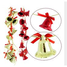 OEM Colorful Christmas Jingle Bell for Hang Decoration