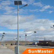 Iluminación exterior CE RoHS Approval 30W Solar Power LED Street Light