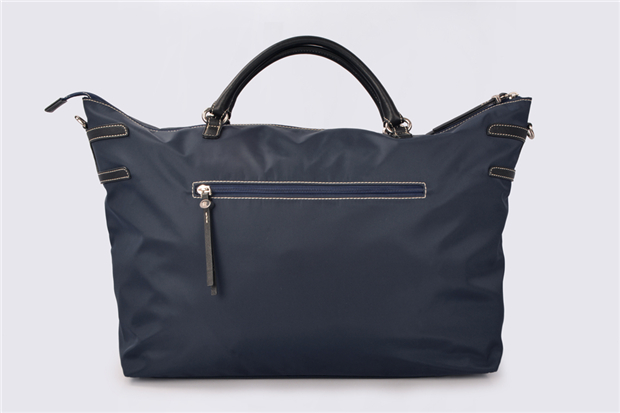 nylon duffle bag luggage women sport weekend travel bag