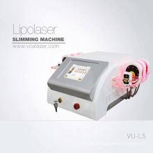 O lipolaser de 12pads 650nm 940nm para reduz a máquina portátil gorda do emagrecimento