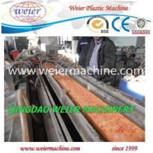 WPC PVC Profile Production Machine Line for Window and Door