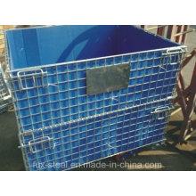 Jaula de almacenamiento normal, jaula de acero
