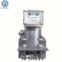 one / dual head semi - atomatic beer keg filling machine barrel filler for brewery