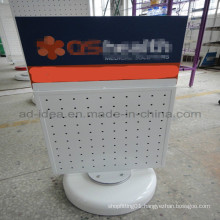 Rotating Metal Display Stand/Exhibition Stand