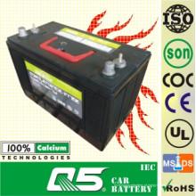 Bateria de BCI-31DT 12V100 ~ 120AH MF usada na maquinaria de escavação