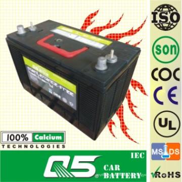 BCI-31DT 12V100 ~ 120AH MF Batterie, die in der Ausgrabenmaschinerie benutzt wird