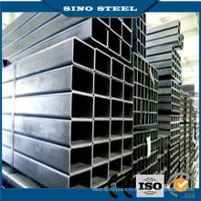 Q235 Q195 Prepainted оцинкованные стальные трубы для строительных материалов