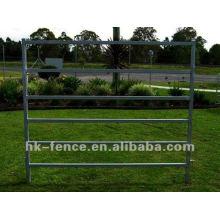 Panel de 8 carriles HD Galvanized Horse