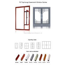 Aluminium Alloy Profile Thermal Break Window (FT-W55)