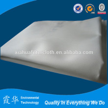 Polyester filter cloth for centrifuge filters