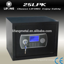 Touch keypad safe box for home