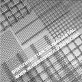 Malla de alambre prensada resistente