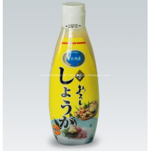 Chilled Seasoning Flavored Ginger Paste Puree