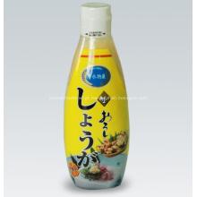 Purê de garrafa tempero sabor pasta de gengibre