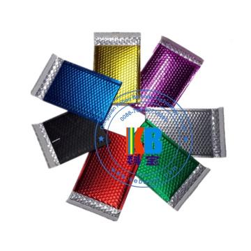 Bolso de embalaje de regalo de tamaño personalizado Bolso de burbuja de aire Bolsa de mensajero bolsa de plástico impermeable al por mayor