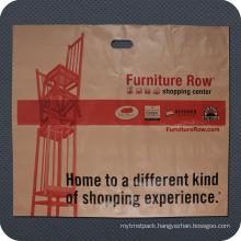 Big Size Plastic Die Cut Handle Shopping Bag