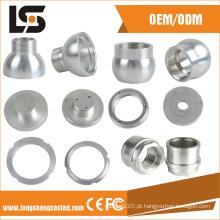 Todos os tipos de chapa de polimento que carimba as peças do torno do CNC