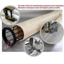 Industrieller Staubabscheider Filterbeutelkäfig