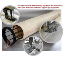 Industrial Dust Collector Filter Bag Cage