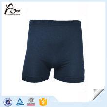 Vente en gros de vêtements pour peaux sans soudure Mens Underwear Boxer