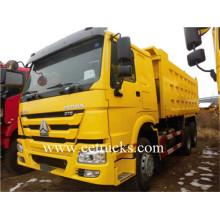 Dúmperes para camiones Heavy Duty 30ton de SINOTRUK