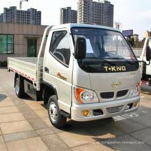 Caminhões diesel do baixo preço mini chinês com o único táxi do tipo que Tking