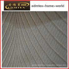 Poliéster tecido sofá jacquard EDM0007