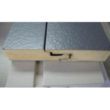 Hoja de acero galvanizado en relieve para la tarjeta de aislamiento