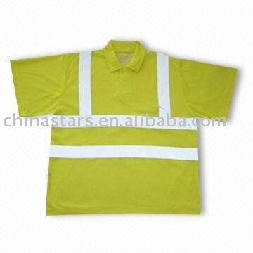 ANSI/ISEA 107-2010 Class 2 high visibility vest