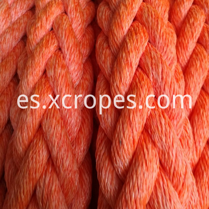 Mooring Rope PP And Polyester Mixed Rope