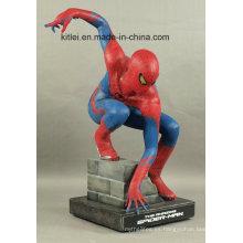 Figura plástica de alta calidad del PVC para la decoración